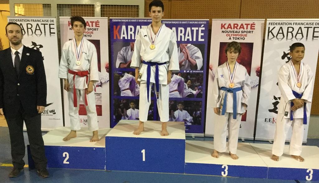 club de karate 75012