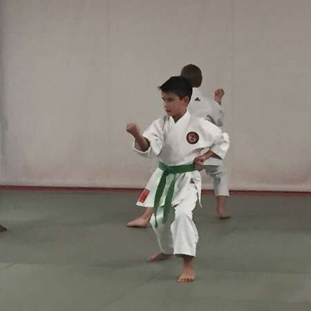 41 Blois - Stage de Ligue Kata.